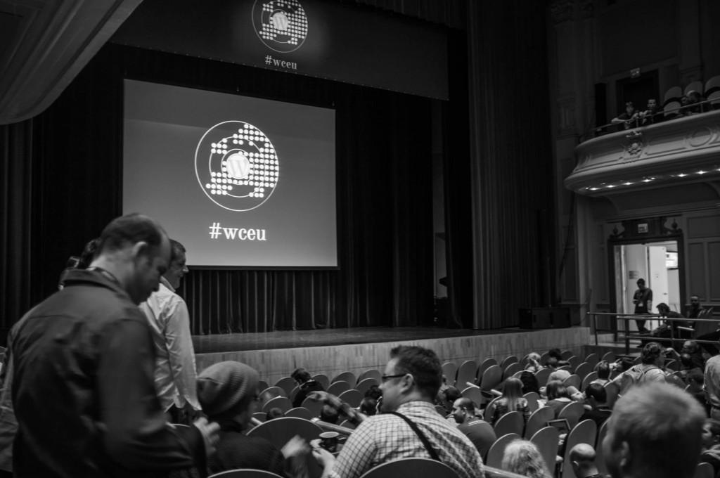 WordCamp Europe - Inside the Venue