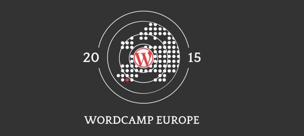 Logo WordCamp Europe 2015